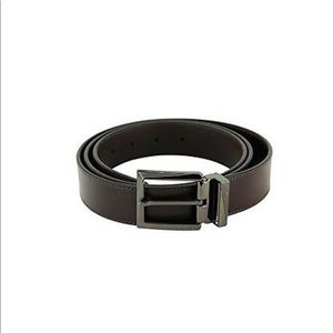 Versace Collection Leather Belt , size 38, Brown